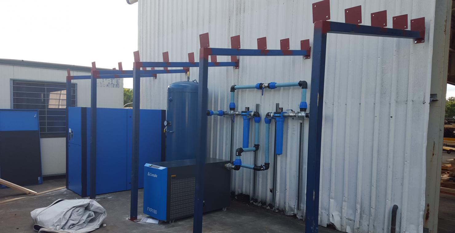 Compressor Filtration Bypass System