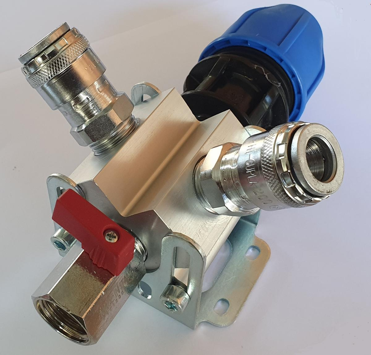 WP2 Complete Manifold